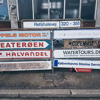 Signs of the times  #teaterøen #montreal
