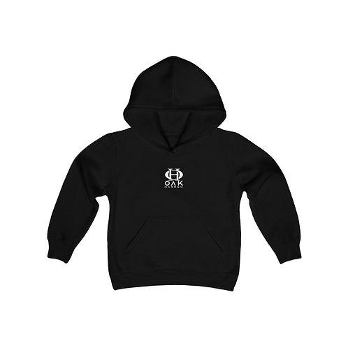 Youth Racer Series Heavy Blend Hooded Sweatshirt