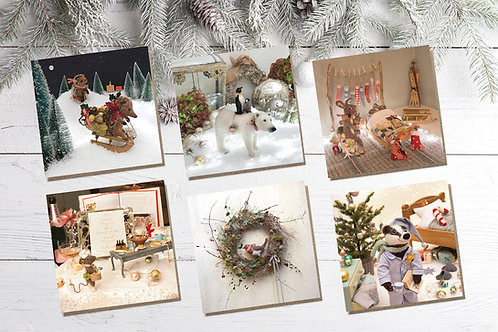 Christmas Cards 2019 (Set of 6)