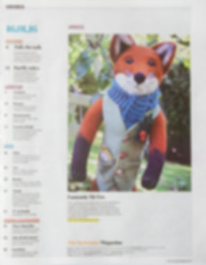 Mr Fox The Scotsman