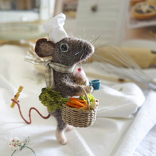 Ferdinand chef mouse