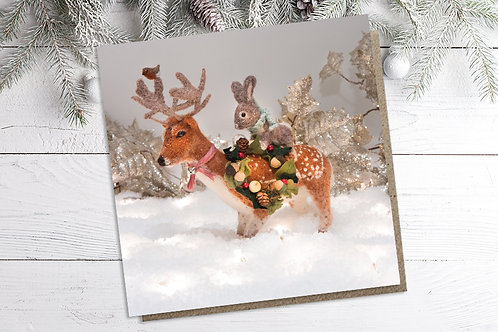 Reindeer and Bunny