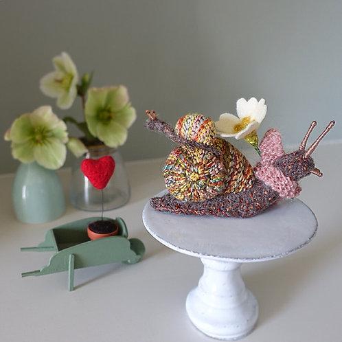 Fern & baby Fleur snails