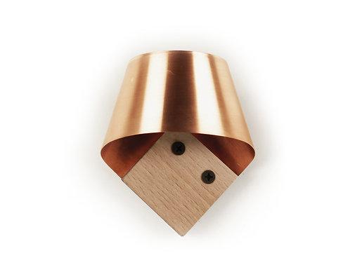 Loop / Copper + wood