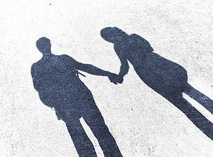 Couple's Shadow