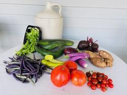 veggies week 10