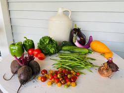 veggies week 11