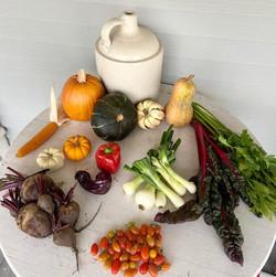 veggies week 17