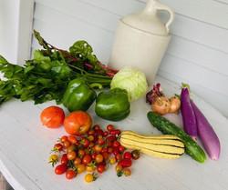 veggies week 12