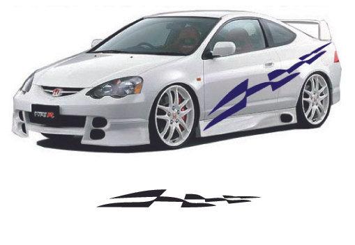 (65 fur) Vehicle Graphic