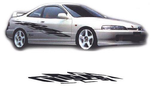( 101 fur) Vehicle Graphic