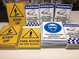 Safety Signage Toowoomba