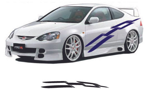 (70 fur) Vehicle Graphic