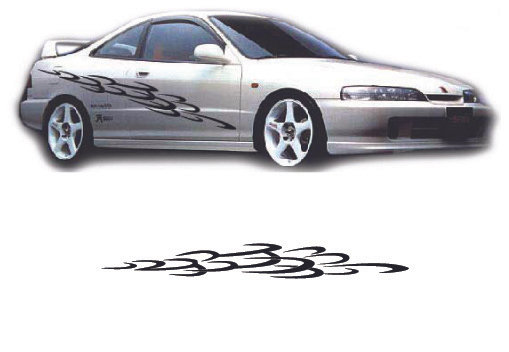 ( 103 fur) Vehicle Graphic