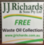 budget signs toowoomba created this corflute for JJ Richards
