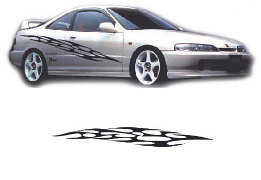 ( 105 fur) Vehicle Graphic