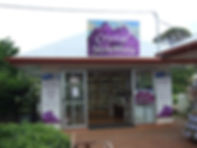 Toowoomba shop sign