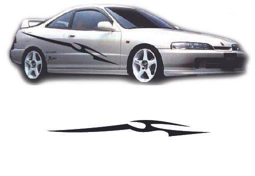 ( 104 fur) Vehicle Graphic