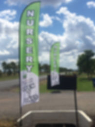 Promotional signs Toowoomba