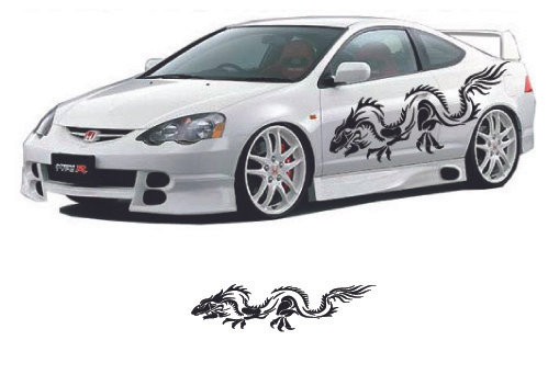 (61 fur) Vehicle Graphic