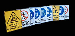 Safety signs Toowoomba, stickers, flgs, external signage