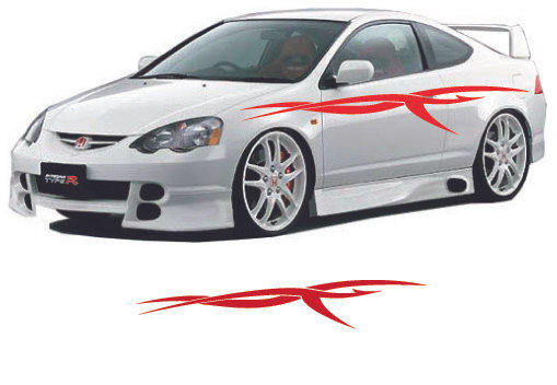 ( 21 fur) Vehicle Graphic