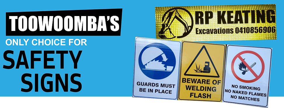 safety signs toowoomba, safety signs and stickers toowoomba