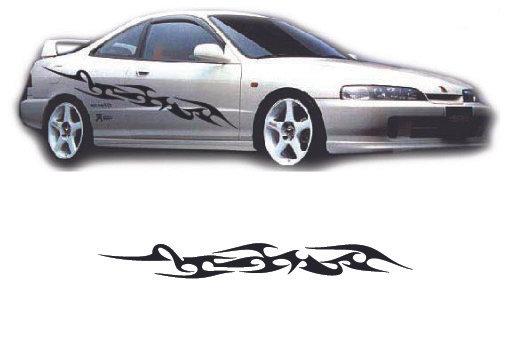 ( 108 fur) Vehicle Graphic
