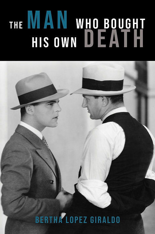The Man Who Bought His Own Death - eBook