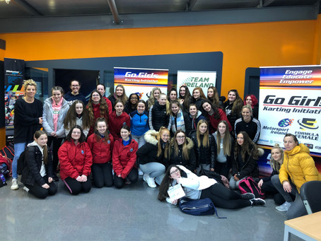Another Successful GO Girls STEM Workshop for Formula Female