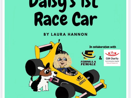 MSL Grange Motors supports the book launch of 'Daisy's 1st Race Car'