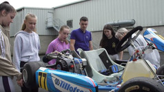 Kart Racing For Women In Ireland