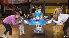 women working in motorsports Ireland
