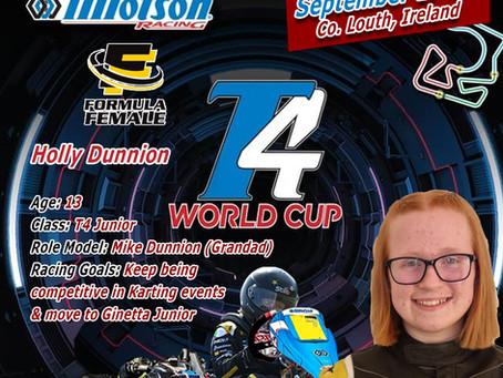 Meet the Team - Holly Dunnion