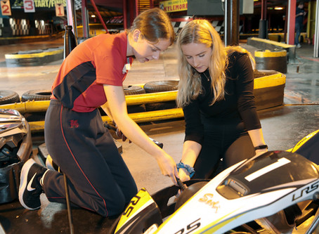 Formula Female & Go Girls Initiative inspires UCD student to pursue MSc in Motorsport Engineering.