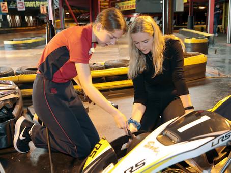 Formula Female & Go Girls Initiative inspires UCD student to pursue MSc in Motorsport Engineering.