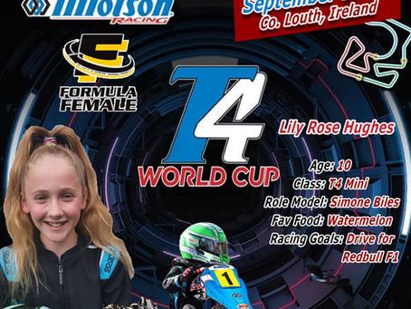 Meet the Team -  Lily Rose Hughes