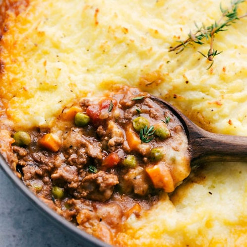 In the Mix - Lamb Cottage Pie (available in medium or large)
