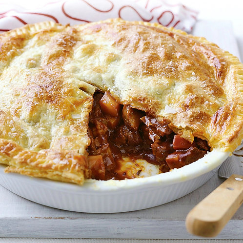 In the Mix - Lamb & Rosemary Pie (available in medium or large)