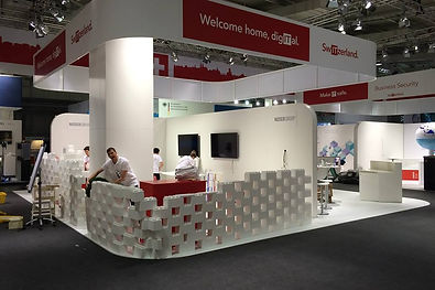 trade show booth design-EverBlock NZ