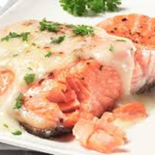 In the Mix - Salmon & Dill Pie (available in medium or large)