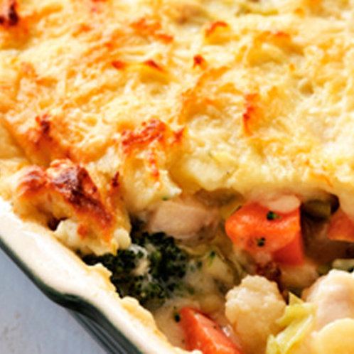 In the Mix - Chicken Cottage Pie (available in medium or large)