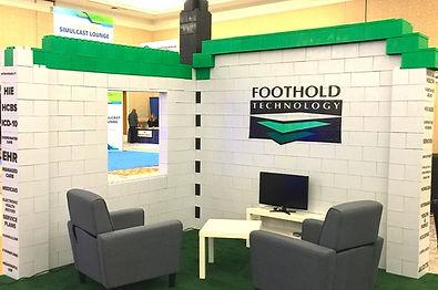 modular trade show booth design