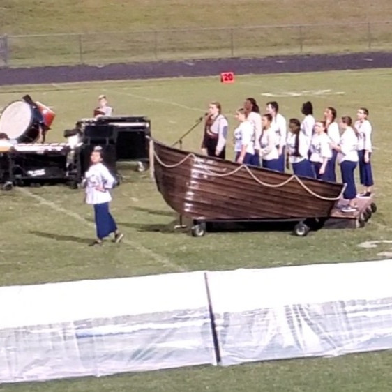 Band Competition - North Iredell High School