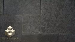 Dark Grey french pattern - Marble Egypt