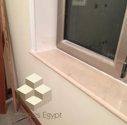 Window Sills - Marble Egypt