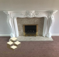 Fireplaces - Marble Egypt