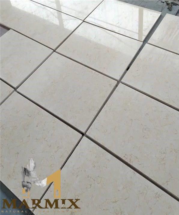 Galala Cream - polished tiles