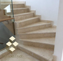 Stairs - Marble Egypt