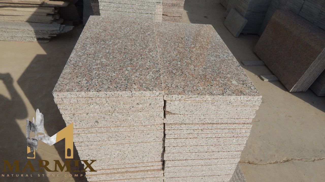 Rosa El Nasr - Egyptian Granite